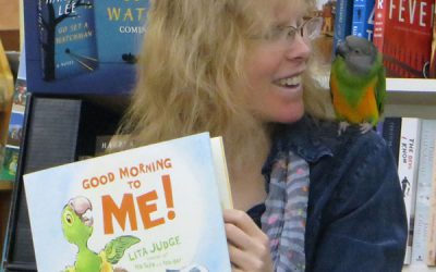 Beatrix at the Toadstool Bookshop