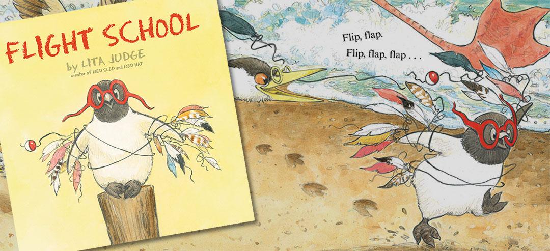 Flight School by Lita Judge