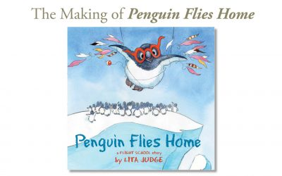 The Making of Penguin Flies Home