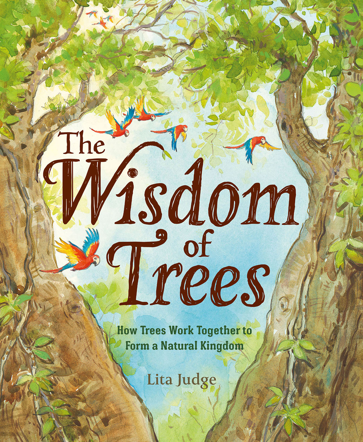 The Wisdom of Trees by Lita Judge